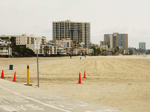 Beach Bike Route Start