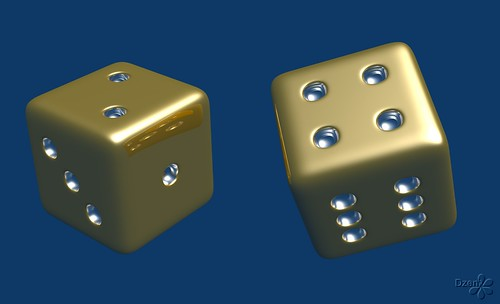 Gold and Silver Dice