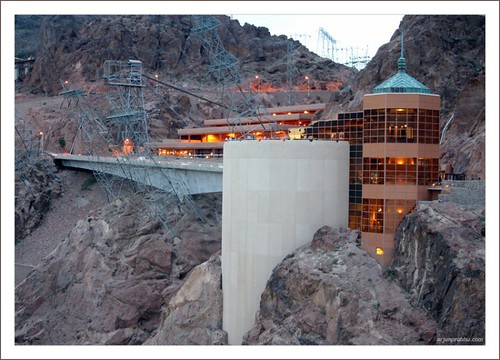 Visitor Center at Hoover Dam