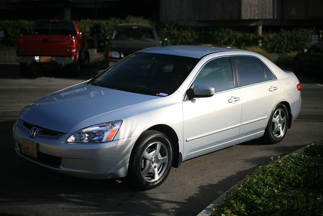 car honda accord hybrid