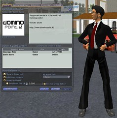 Dominopoint in SL