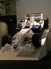 30.BMW F1.07