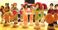 New Word Hotel, Saigon - figurines