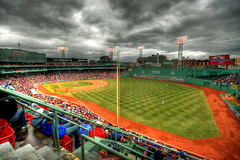 fenway park (richietown) Tags: topf25 topv111 boston topv2222 clouds canon topv555 topv333 baseball massachusetts topv1111 sox stock topv999 redsox getty topv777 fenway fenwaypark topv3333 hdr ballpark 30d bostonist foulpole sigma1020mm americanleague peskypole johnnypesky photomatix universalhub bostonphotos tophdr abigfave bostonphotographer richietown bostonphotography bostonphoto bostonphotographs