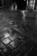 Rue Cronque (pdisparu) Tags: blackandwhite bw film night canon blackwhite interestingness nightshot belgium belgique belgi explore filmcamera bandw blacknwhite mons nuit ilford wallonie pav hainaut 30v canon30v i500 canon30vdate 30vdate pdisparu fsameer