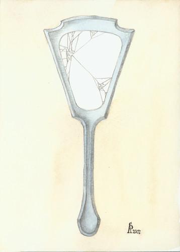 Blue Mirror 01