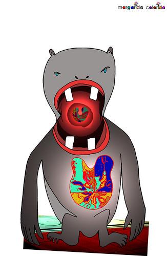 pequena indigestão | little indigestion