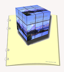 Rubik's100mil..... float