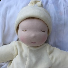 Weighted Waldorf Dolls (Noble Doll Studio) Tags: heavybaby waldorfdoll weightedwaldorfdoll