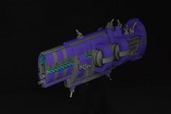 Aurellian Class-B Heavy Cruiser