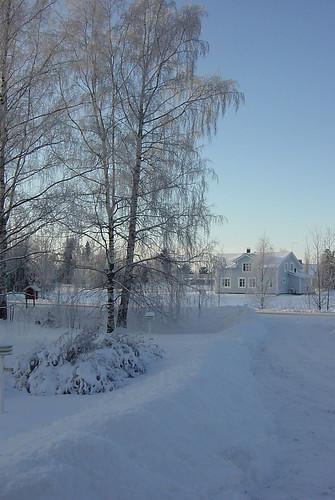 Frost in Ilmajoki