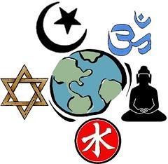 Verschillende religies