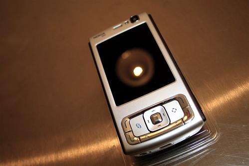 Nokia N95 by stevegarfield, uploaded from flickr.