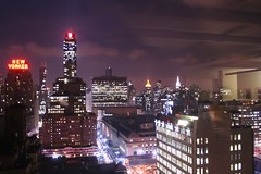 The City that never sleeps (xwelhamite) Tags: newyorkcity newyork newyorker