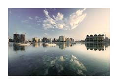Bahrain Reflection