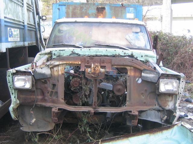 Derelict Truck