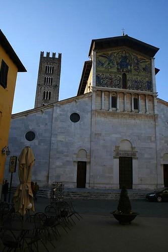 Chiesa di San Frediano, Lucca