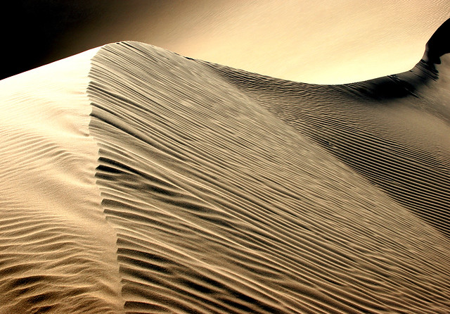 Imperial Sand Dune Curve