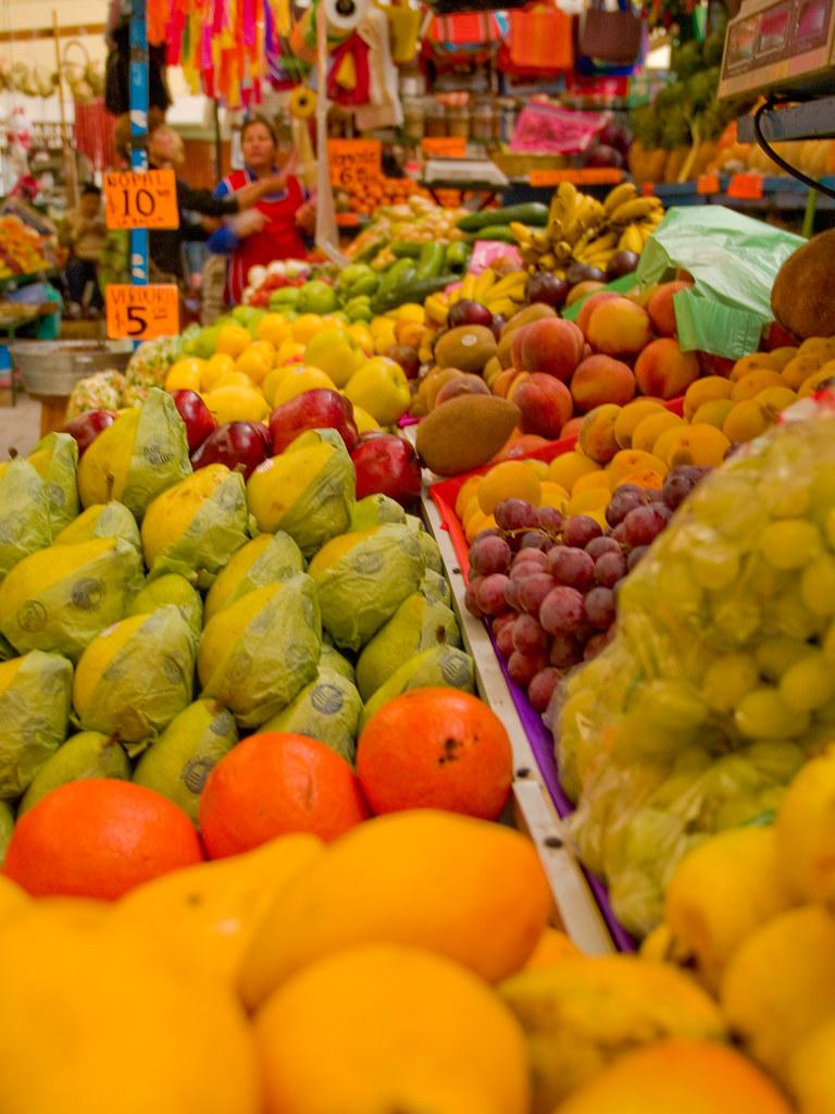 Fruitas y Verduras Fresca