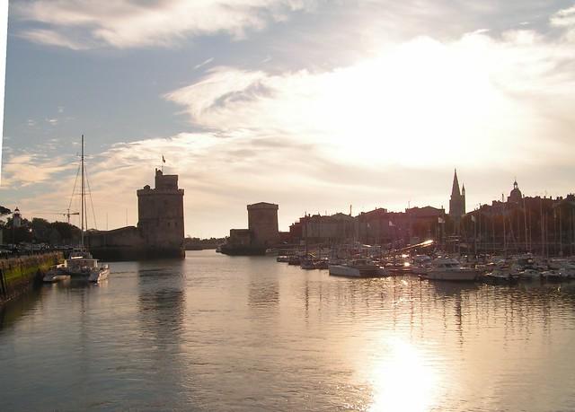 Le vieux Port (La Rochelle)