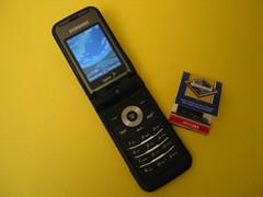 Samsung A900M