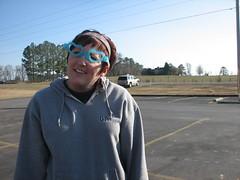 Tess' badass driving specs.