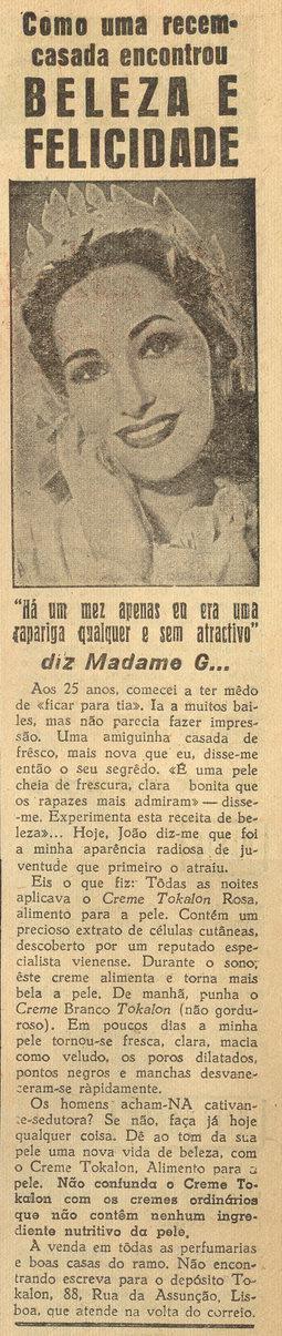 O Século Ilustrado, March 16, 1946 - 28b