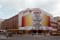 93 Glasgow Odeon 23 (stagedoor) Tags: uk cinema scotland theater theatre glasgow olympus regentstreet scanned odeon strathclyde paramount renfieldstreet veritybeverley