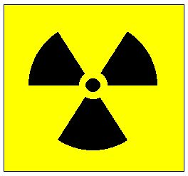 Radiation symbol 2 J