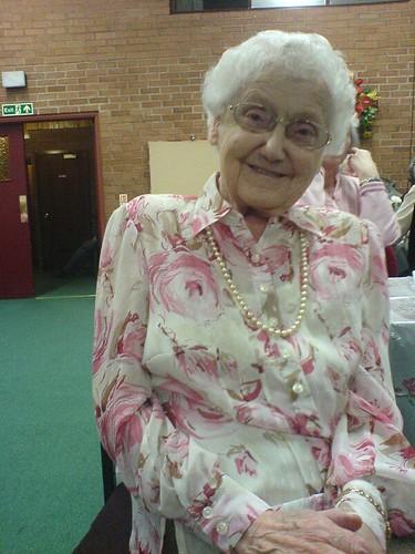 Aunty Cath... Beat Poet