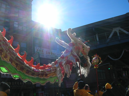 chinatown: chinese new year