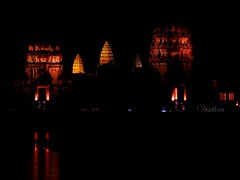 Angkor at Night