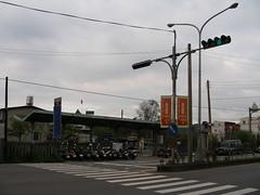 橫山站舊站房