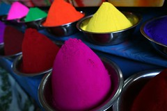 Mysore colors powder