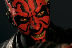 Darth Maul (Joshishi) Tags: one star nikon darth wars nikkor phantom menace maul episodei 105mm 105mmf28dmicro nikonstunninggallery