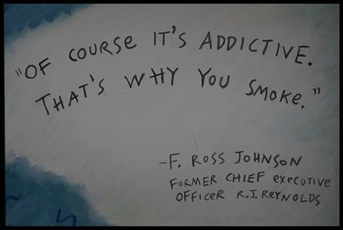 firma de tabaqueros adiccion