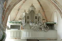 Eilsum, Ostfriesland, organ (groenling) Tags: organ ostfriesland orgel niedersachsen petrikirche eilsum