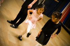 Watch and Learn (arkworld) Tags: ballet jessie notes pigtails tap balletclass tapshoes jessieballet public4now