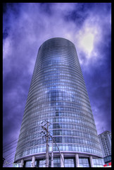 HDR Tower with nice Sky (by Montrasio International)