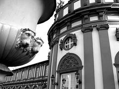 Baroque-castle / Barock-Schloss / in Wiesbaden-Biebrich (amras_de) Tags: bw architecture germany deutschland wiesbaden hessen palace architektur alemania sw baroque nassau schloss rhein tyskland allemagne barock germania alemanha duitsland rheinufer biebrich wiesbadenbiebrich alemanya almanya niemcy njemačka saksa németország þýskaland germanio германия německo saksamaa alemaña nemecko 200808 aplusphoto baroquepalace нямеччына wowiekazowie němska jermaniya немачка duutsland globalvillage2 creativephotographers