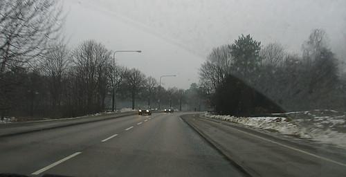 EFIT: 08:22 - en väldigt grå morgon