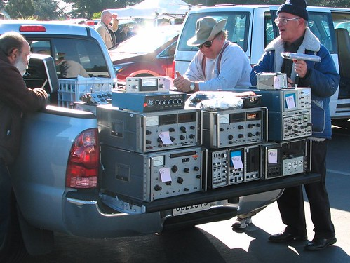 Tailgating for electronics guys
