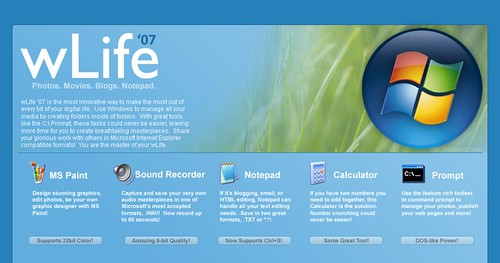 Microsoft wLife