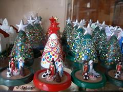 セラミカのクリスマスツリー