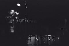 Gillespie & Jones (Tom Marcello) Tags: photography guitar trumpet jazz jazzmusic dizzygillespie jazzmusicians livejazz jazzplayers rodneyjones jazzphotos jazzphotography jazzphotographs tommarcello