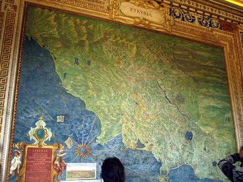Tuscany, or Etruria