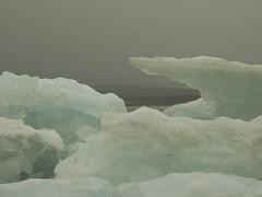 Where the Sidewalk Ends (Saomik) Tags: ontario canada ice fog march kingston lakeontario 2007 kingstonwaterfront abigfave