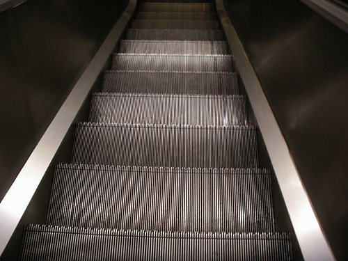 going up or going down?