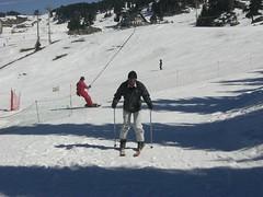 Learning to Ski (Medisetty Uday Kiran) Tags: chamrousse