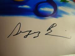 Sergey Brin's Signature